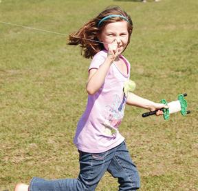 Lillia Munn, 8, a third grader from Macclenny.