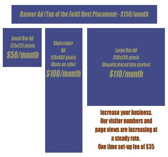 web pricing