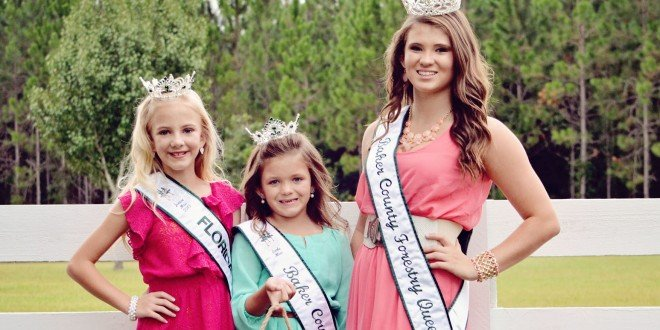 Three Sanderson girls to compete for national pageant titles
