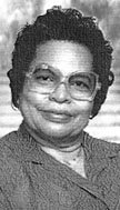 poole, willie mae obit