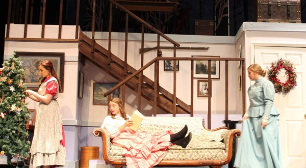 'Little Woman' debuts at BCHS