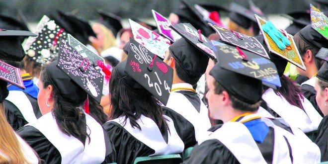 2014 BCHS Graduation 1