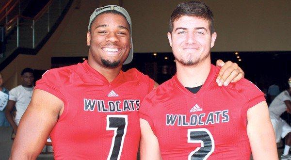 Jefferson, Carter rep Wildcats at 'Awareness Day'