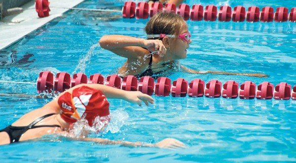 Bullets on top at tri-meet