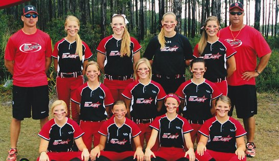 Blast finishes ninth at fastpitch world series in Panama City