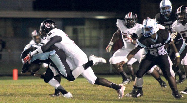 Ribault swamps depleted Cats