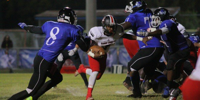 BCHS opens flood gates on Stanton; 47-0 shutout