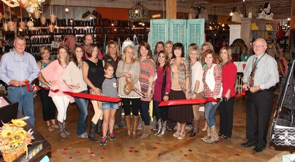 Growing boutique moves to larger space