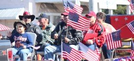 VIDEO: Veterans appreciation parade and celebration