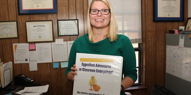 Local 4-H agent wins award for curriculum