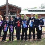Future farmers shine in forestry win