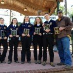 Forestry team gets five awards in Perry