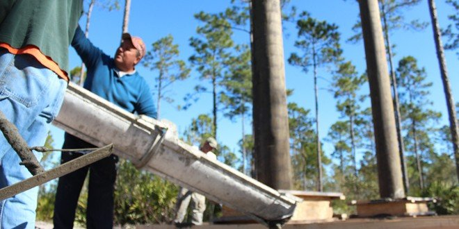 Zip line park opening delayed, now set for February