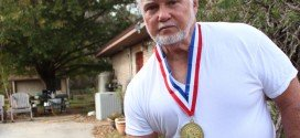 Veteran powerlifter shatters state record for seniors