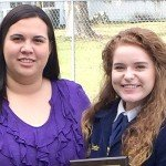 FFA's Kylie Carter wins speaking title