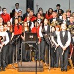 More than 30 locals perform  at Union High for honor band
