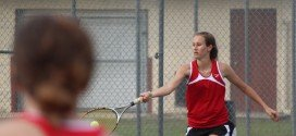 BCHS tennis goes 4-3 against Bradford