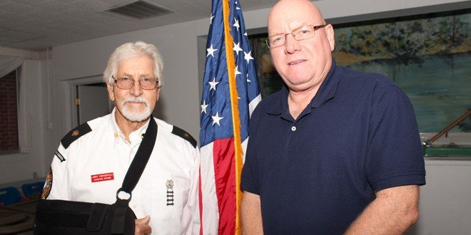 Vet Council inducts  honorary members