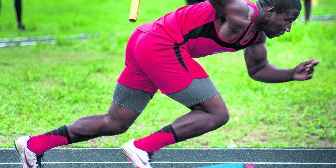 Three on track team to state