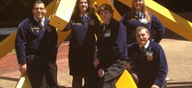 FFA ag sales team finishes fourth in state