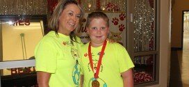 Wins second straight Jump Rope for Heart