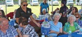 Music, prizes highlight fish fry to honor seniors