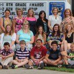 Sixth graders raise more than $3000 for  substitute teacher with breast cancer