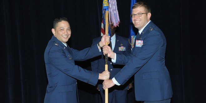 Hart gets squadron command
