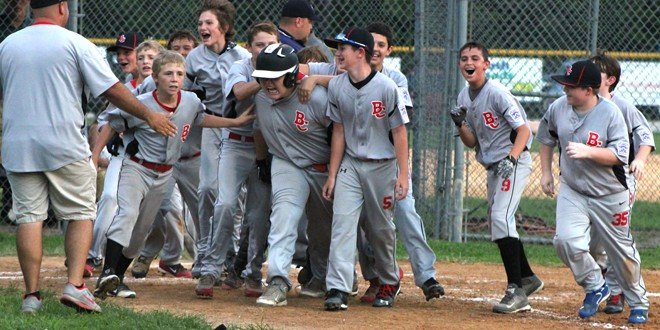 Updated: Major boys win District 11 with walk-off homer