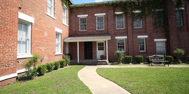 $35K grant to help finish historic jail restoration