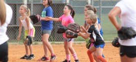 30 at softball camp