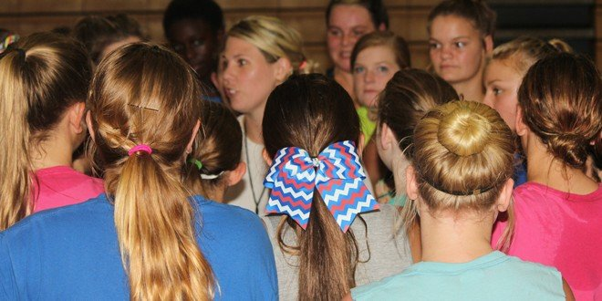 BCMS volleyball reveals its rosters