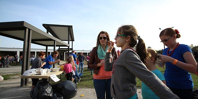Festival fundraiser nets $3K for WES