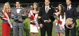 Colby  Hodges,  Sydnee  Watson  king and  queen