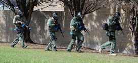 'Active shooter' exercise as real one unfolded in CA