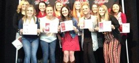 BCHS volleyball team honorees
