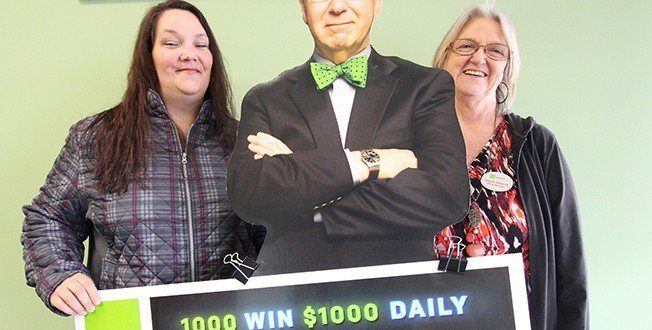 Mom wins $1000 after filing her taxes