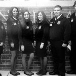 FFA team finishes 3rd in food science