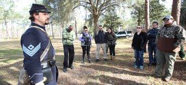 Walking tour of Olustee battlefield