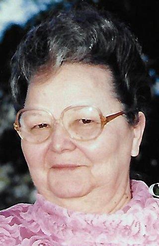 Juanita Baumwald, former florist
