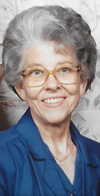 Irene Dugger of Taylor dies at 96